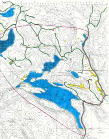 Réserve Mastigouche - Zone 13
