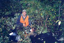 2000-  Le chasseur Serge, quelque temps après son coup de feu