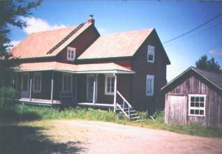 Chevreuil attelage de chiens vieille maison de ste for Annonceur maison du canadien